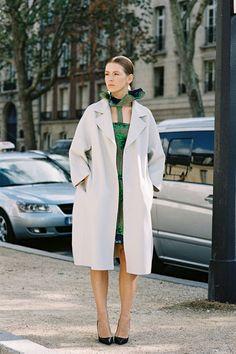 Vanessa Jackman: Paris Fashion Week SS 2013....Vika