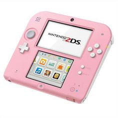 Pink Nintendo 2DS headed to Europe next month