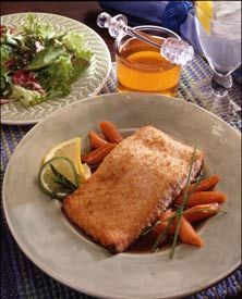 1000 images about food fish on pinterest baked salmon for Honey smoked fish