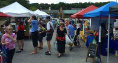 Thursday is market day at Belmont Farmers' Market in Massachusetts 2 - 6:30pm http://www.farmersmarketonline.com/fm/BelmontFarmersMarket.html