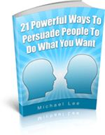 This title will give you the tools needed to become more persuasive and get people to do more for you. - Download for FREE!.. http://freebookoftheday.com/1e.php?li=fbotd-mindcont&b=persuadepeople&p=615