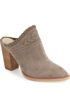 Kristin Cavallari 'Nikki' Mule (Women) available at #Nordstrom