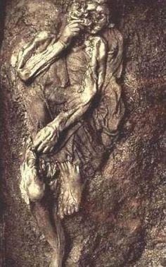 Las piernas de la mujer Borremose. Los trabajadores de una excavación en Dinamarca descubrieron este cuerpo de 2.700 años de edad en 1947. Dañaron su cabeza con sus palas, privándonos de apreciar su cara, pero fue envuelta en una manta de lana grande, por lo que su piel está tan bien conservada que aun tiene sus huellas dactilares.