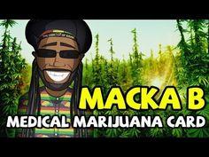 "VIDEO | Based on a True Story: Macka B ""Medical Marijuana Card"""