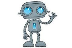 Image result for robot drawing