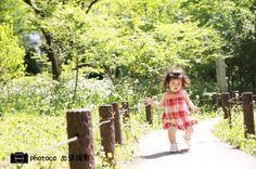 #ベビー #赤ちゃん #baby  #子供 #子ども #こども #公園撮影 #ロケーション #野外撮影