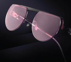 Villa Eyewear Representing ROUNDTEN Limited Collection, Men's Sunglasses, Eyewear, Lenses, Villa, The Incredibles, Journal, Chain, Design