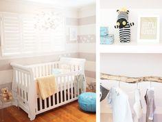 gender-neutral-baby-nursery-beige-striped-walls-blue-white1.jpg (810×608)