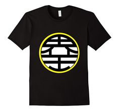 Amazon.com: King Kai Kanji Shirt: Clothing Branded T Shirts, Cool T Shirts, Kai, Fashion Brands, Shirt Designs, Amazon, Clothing, Mens Tops, Outfits