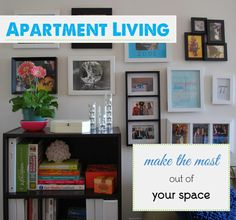 Apartment Living mini series from Label Me Organized will discuss several ways to make the most out of your apartment or small space