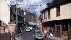 Ten old photographs of Ipswich Ipswich England, Ipswich Suffolk, Suffolk England, Ipswich Town, Norwich Norfolk, Great Yarmouth, Old Photographs, Street View, 1960s