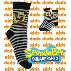 Къси чорапи Spongebob Spongebob, Fashion, Moda, Fashion Styles, Sponge Bob, Fashion Illustrations