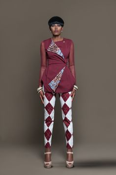COUP DE CLASSE ~African fashion, Ankara, kitenge, African women dresses, African prints, Braids, Nigerian wedding, Ghanaian fashion, African wedding ~DKK