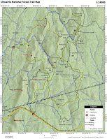 Wilson creek fishing map edgemont north carolina chris gibbs uwharrie nf north carolina maptrail maps fandeluxe Images