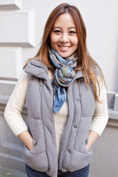 Want to get more wear out of your scarves? Check out how to tie a scarf, the Refinery29 way.