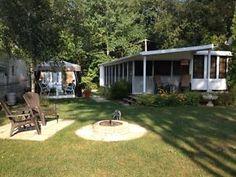 vendre roulotte de parc au camping mon repos ange gardien longueuil south shore greater. Black Bedroom Furniture Sets. Home Design Ideas