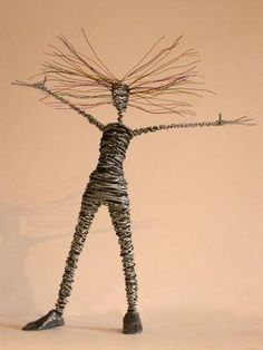 wire figures - Google Search
