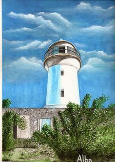 Lighthouse Naufragados