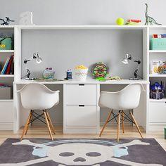 Escritorio asoral for Ikea mesas escritorio ninos