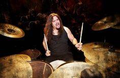 Metal-Rules.com Releases In-Depth GENE HOGLAN Interview – A Must Read, Encompassing Metal Drummer's Legendary Career
