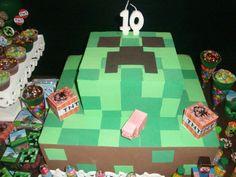 Bolo Minecraft: