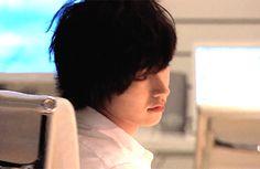 yamakenfag: Death Note // L { Yamazaki Kento... : marry me in spring