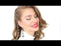 Amber Heard inspired makeup look