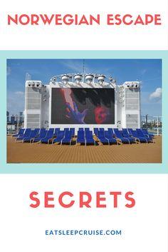 Norwegian Escape Secrets