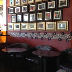 Nelly's Java - Oakland, CA, United States. Very comfy place.