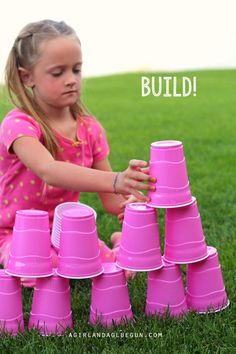 Building with Plastic Cups