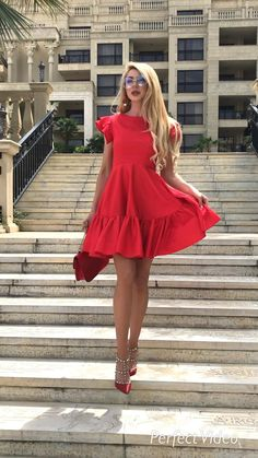 Tight Dresses, Simple Dresses, Nice Dresses, Casual Dresses, Short Dresses, Summer Dresses, Girls Fashion Clothes, Fashion Dresses, Frock For Women