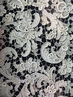 Whitworth Gallery, needle lace, 2 | Flickr - Photo Sharing!