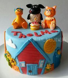 Timmy time Sheep Cake, Timmy Time, Shaun The Sheep, Birthdays, Birthday Cake, Baby Shower, Party, Desserts, Kids