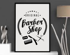 vinilo adhesivo decoracion barberias barber shop
