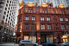 The historic Goodwin Hotel in Hartford is a luxurious getaway!
