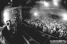 Higher Self supporting Oliver Heldens 'Heldeep' tour @ O2 Academy - Leeds (05/02/2015). © Justin Gardner