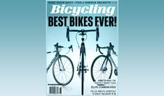 FREE Subscription to Bicycling Magazine Taco Pockets, Free Magazine Subscriptions, Bicycling Magazine, Free Magazines, Bicycle, How To Make, Life, Bike, Bicycle Kick