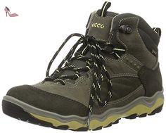 Ecco Ulterra, Chaussures de Randonnée Hautes Femme, Gris (Dark Shadow/Dark Sha./POPCORN59515), 41 EU - Chaussures ecco (*Partner-Link)