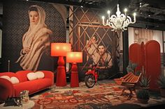 Erwin Olaf + Moooi Interior design meets photography....loooooove this!