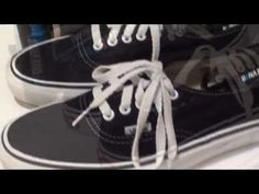 how to clean shoes vans