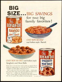 Retro Ads, Vintage Advertisements, Vintage Ads, Retro Food, Vintage Food, Vintage Images, Retro Recipes, Vintage Recipes, Discontinued Food