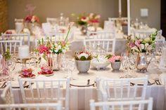 Real Wedding at the Santé Winelands Hotel {Annemarie Dusky Pink Weddings, Magenta Wedding, Wedding Flowers, South African Weddings, Champagne Dress, Blush Dresses, Vineyard Wedding, Marry Me, Wedding Inspiration