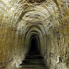 Odessa Catacombs, Ukraine - The largest system in the world. Oodles of exploring to be done.