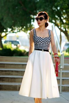 5 Chic Ways to Rock a Midi Skirt - Glam Bistro