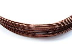 Mizuhiki Japanese Decorative Paper Strings Cords Metallic Brown