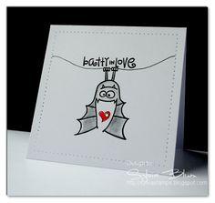 Batty In Love   Flickr - Photo Sharing!