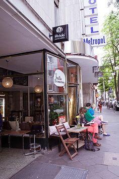 Cafés in Düsseldorf // Mit Milch und Zucker