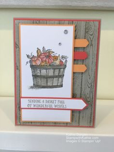 Kathie D - SU - Basketf of Wishes - Fall, autumn