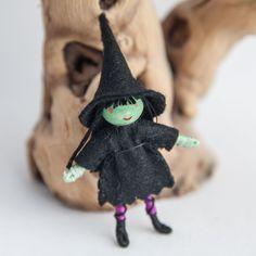 Witch Doll. £7.50, via Etsy.