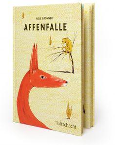 AFFENFALLE   Nele Brönner
